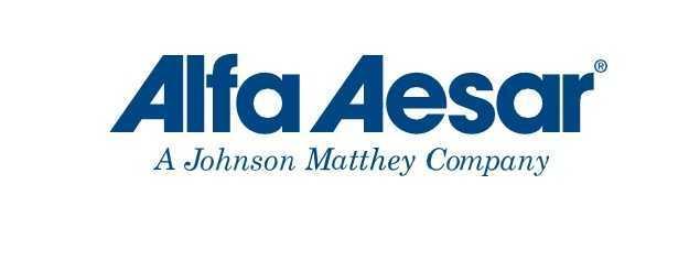 نمایندگی شرکت Alfa Aesar و لیست محصولات شرکت Alfa Aesar